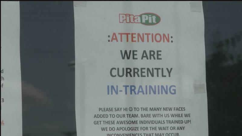 Due to being short staffed and shortage of product, Pita Pit had to reduce their hours and was...