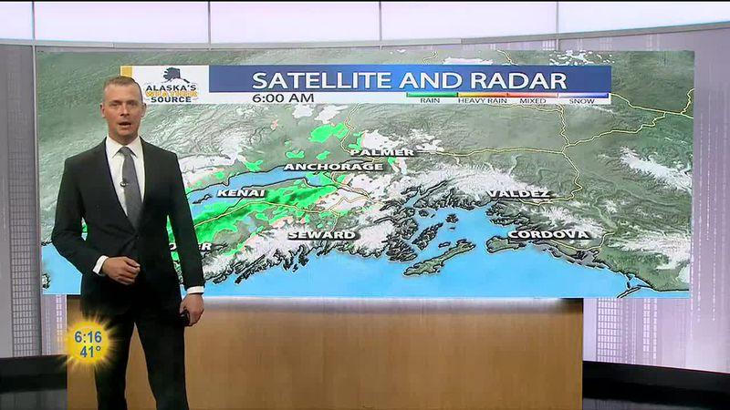 Thursday, April 29 Morning Weather