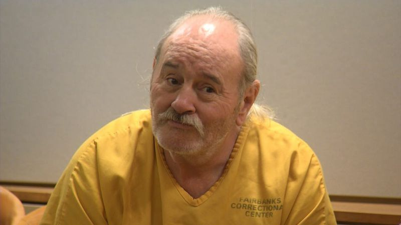 Donald McQuade at his arraignment on Oct. 21, 2019.